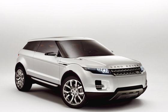 Range Rover LRX Studie