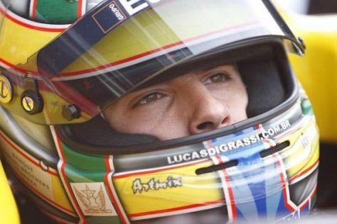 Lucas di Grassi hofft, bei Manor Teamkollege von Timo Glock zu werden