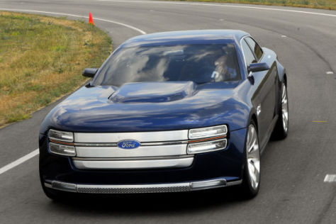 Ford Interceptor Concept