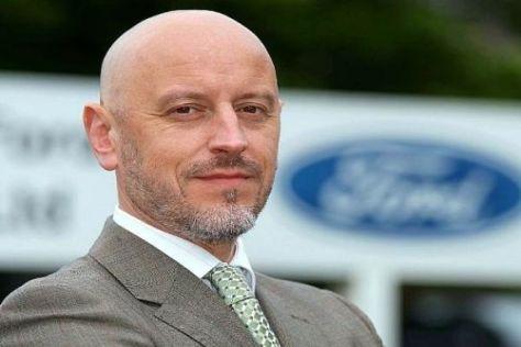 Gerard Quinn betont, dass sich Ford weiterhin nur in der WRC engagieren wird