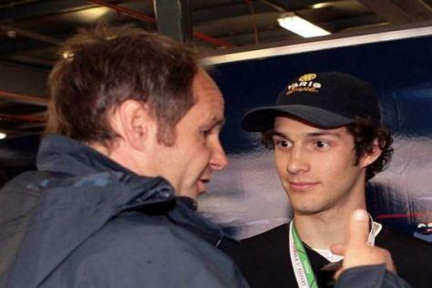 Gerhard Berger glaubt, dass Bruno Senna keinen leichten Stand haben wird
