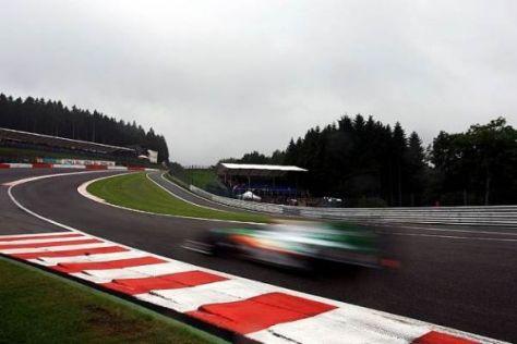 In Spa darf der Rennbetrieb nun erst einmal bis März 2011 weitergehen