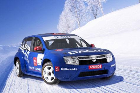 Dacia Duster Trophée Andros