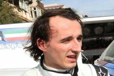 Robert Kubica wird auch bei der Rally du Var auf die Piste gehen