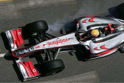 Lewis Hamilton hatte 2009 keine Chance auf eine erfolgreiche Titelverteidigung