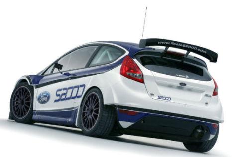 Ford Fiesta S2000 M-Sport
