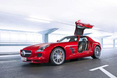 Mercedes SLS-Klasse SLS AMG