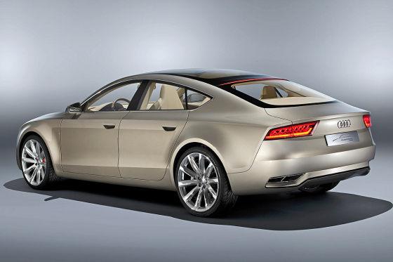 Audi Sportback Concept A7
