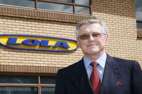 Martin Birrane hofft weiterhin, mit Lola einen Weg in die Formel 1 zu finden