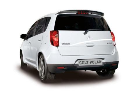 Mitsubishi Colt Polar