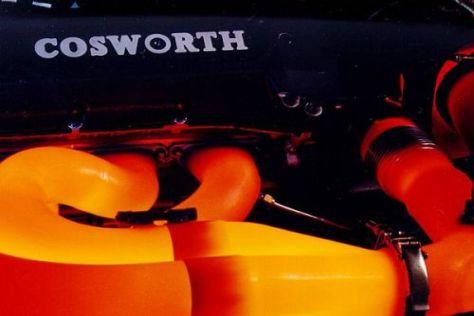 Motorenhersteller Cosworth wird von der FIA in Position gebracht