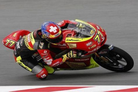 Dominique Aegerter möchte 2010 in der neuen Moto2-Kategorie antreten