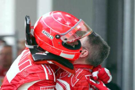 Es wird keine Neuauflage des alten Erfolgsteams Schumacher/Brawn geben