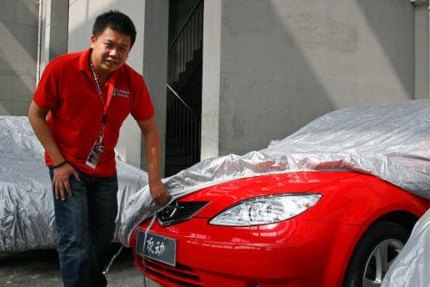Automesse Guangzhou (Kanton) 2009