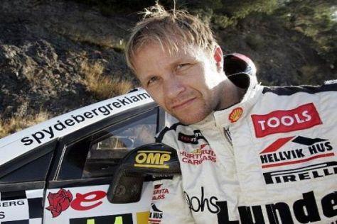 Petter Solberg ist besonders stolz auf seine erste Rallye im C4 WRC