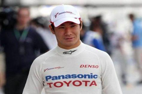 Renault-Kontakte? Kamui Kobayashi will 2010 in der Formel 1 fahren