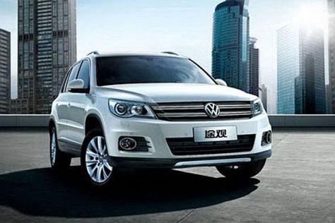 VW Tiguan Facelift (2010)