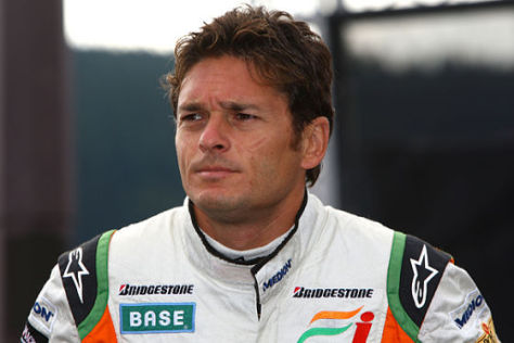 Giancarlo Fisichella Force India 2009