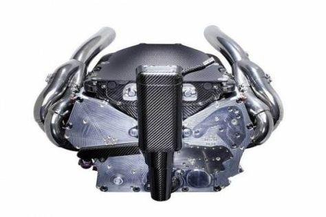 Der Toyota-Motor war der schwächste Motor in der Saison 2009
