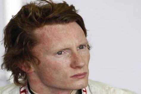 Mike Conway wird in Jerez einen Formel-1-Test für Mercedes bestreiten