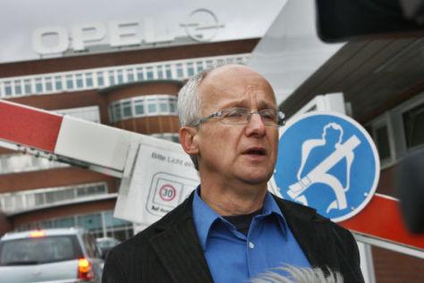 Rainer Einenkel, Betriebsratschef