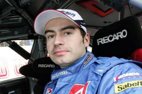 Xavier Pons kehrt in der Saison 2010 in die WRC zurück