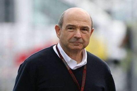 Peter Sauber muss sein Team verkleinern, damit der Rennstall einen Fortbestand hat