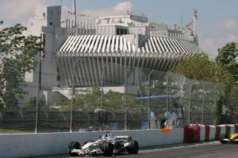 Formel 1 vor dem Casino von Montréal: Ab 2010 wieder Wirklichkeit