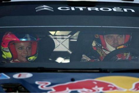 Sébastien und Sévérine Loeb waren bei der Rally du Var nicht zu schlagen