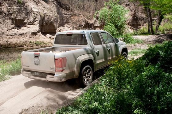 VW Amarok Rallye Dakar 2010