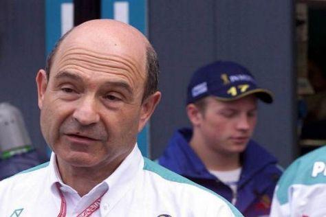 Peter Sauber denkt nicht daran, Kimi Räikkönen in sein Team zurückzuholen
