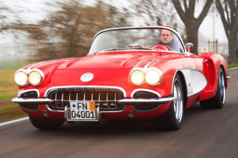 Pogea Corvette