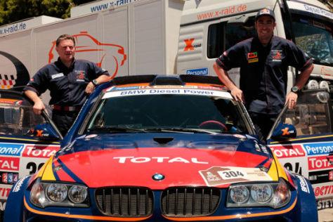 Rallye Dakar 2010: Nani Roma auf X-Raid BMW X3 CC