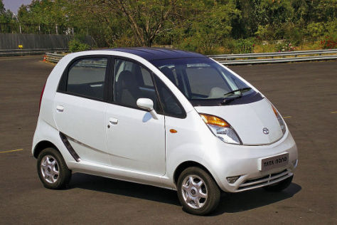 Tata Nano E-Version