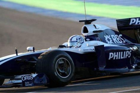 Andy Soucek erzielte am ersten Testtag in Jerez de la Frontera die Bestzeit