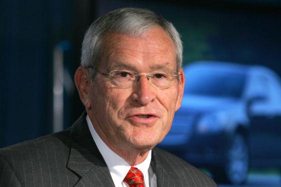 GM-Verwaltungsratschef Ed Whitacre.