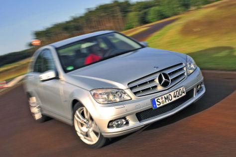 Auf nach Bremen: Mercedes C-Klasse C 250 CDI