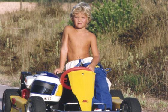 Rosberg Fotoalbum