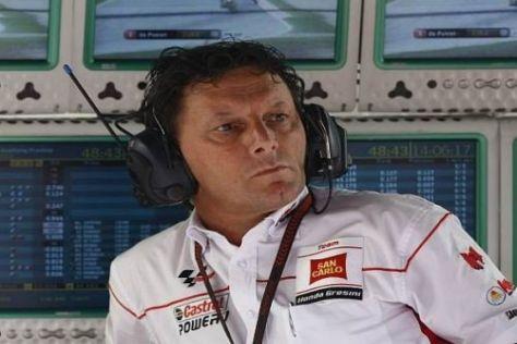 Fausto Gresini erhofft sich 2010 mit neuen Fahrern einen weiteren Aufwärtstrend