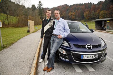 Mazda Zoom-Zoom Experience