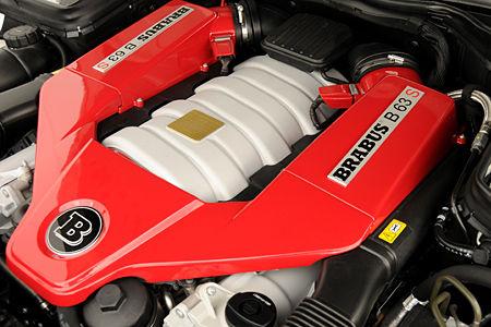 Brabus B63 Mercedes E 63 AMG