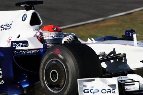 Alexander Rossi bestritt in Jerez seinen ersten Test an Bord eines Formel-1-Autos