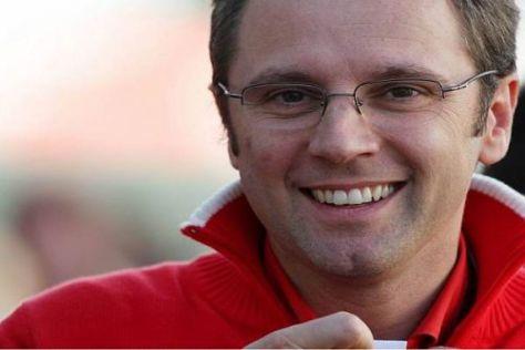 Stefano Domenicali und Ferrari möchten wieder auf die Siegerstraße einbiegen