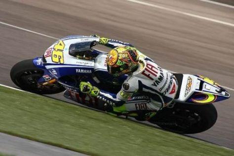 Valentino Rossi macht sich Sorgen: Wird 2010 nur noch übervorsichtig gefahren?