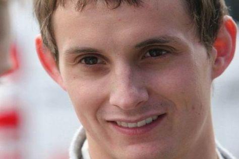 Oliver Jarvis hofft, dass er sich bei Audi für den Aufstieg empfehlen konnte