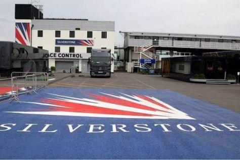 Die Formel 1 wird auch in den nächsten 17 Jahren in Silverstone gastieren