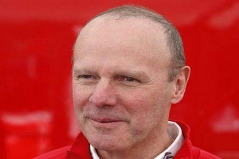 Olivier Quesnel könnte sich eine längere Zukunft mit Kimi Räikkönen vorstellen