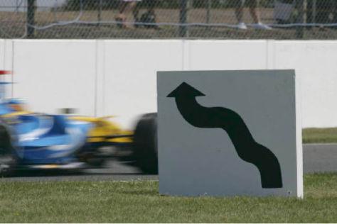 Nach langem hin und her ist der Grand Prix in Silverstone wieder zurück auf Kurs