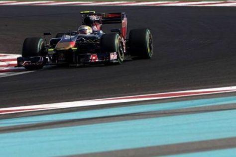 Punkte sind in der neuen Saison das Ziel von Sébastien Buemi bei Toro Rosso