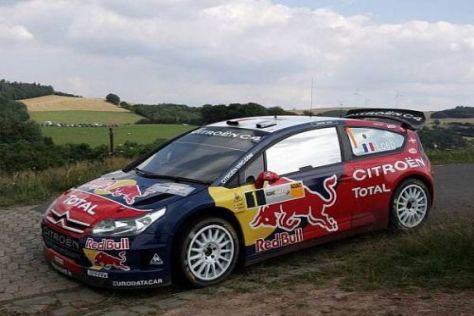 Sébastien Loeb und Co. kommen im August wieder nach Deutschland